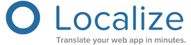 Localize - Translate your web app in minutes